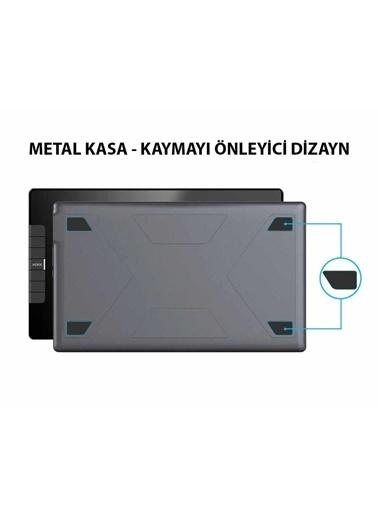 "Veikk Veikk VK1200 8192 Levels 11.6"" IPS HD Grafik Tablet+Kalem Renkli"